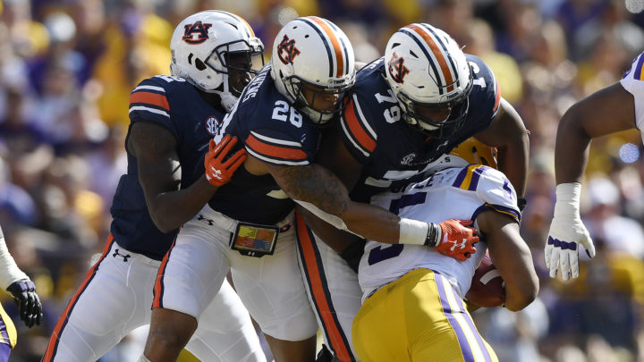 The Auburn Podcast: Auburn football's DB's keep getting better