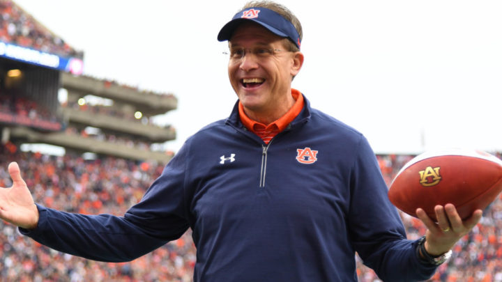 The Auburn Podcast: Auburn football wraps up busy recruiting weekend with Ben Wolk Part 1