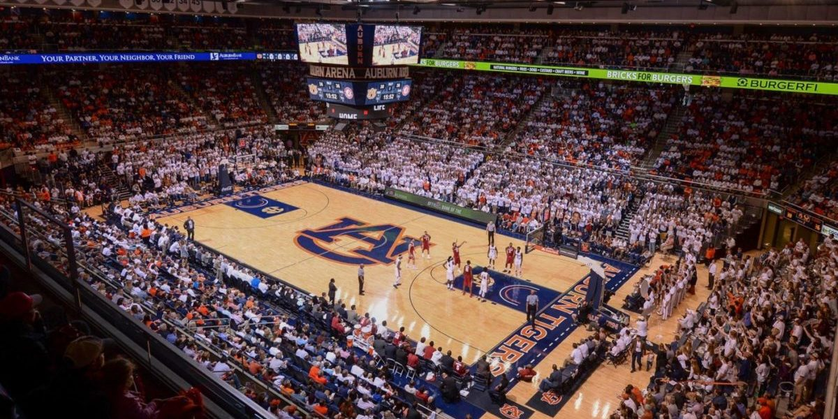 """Auburn is a basketball school."""