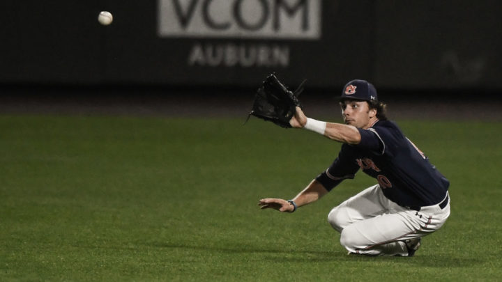 Auburn Uses Strong Offensive Showing to Even Series with Florida