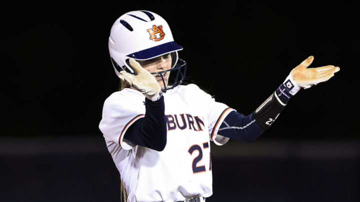 Auburn Softball: Tigers to Begin Postseason Run in Tallahassee