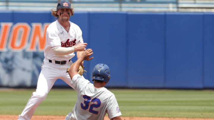Recap and Reaction: Auburn Baseball's Season Ends in Gainesville