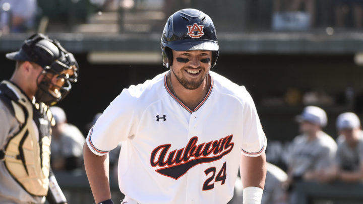 Auburn Baseball to Travel to Gainesville for Super Regional