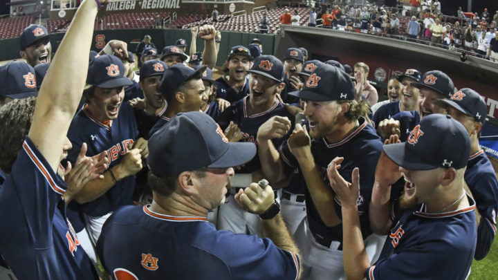 Recap and Reaction: Tigers Bound for Super Regionals After Raleigh Regional Sweep