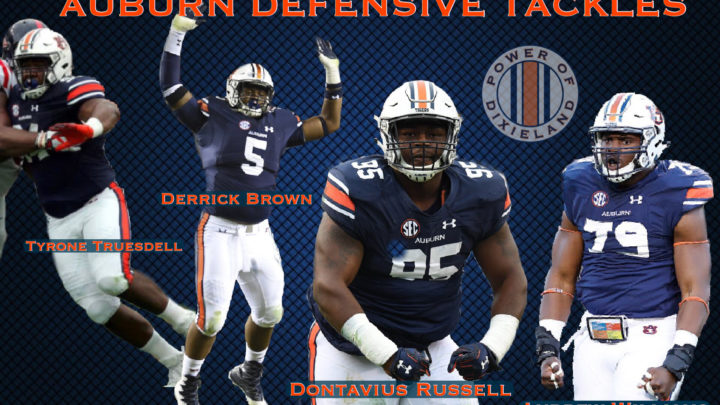 The Best Front Seven in College Football (Part 2 of 5: Defensive Tackles)