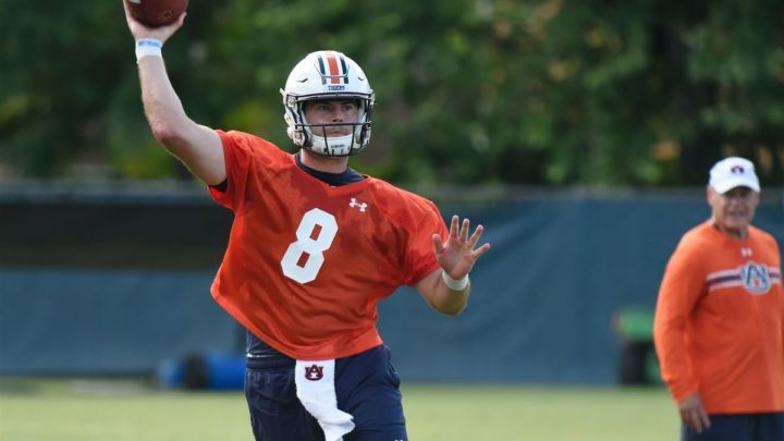 2018 Auburn Camp Chronicles: (Practice I & ll)