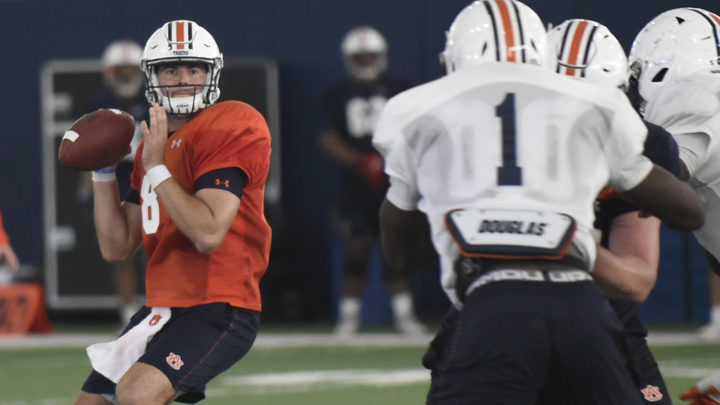 AU Camp Confidential: An Inside Look – Offense
