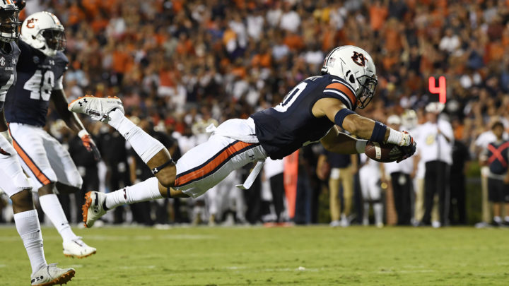 There's No Place Like Home: Where AU Owns Dominant Winning Streak