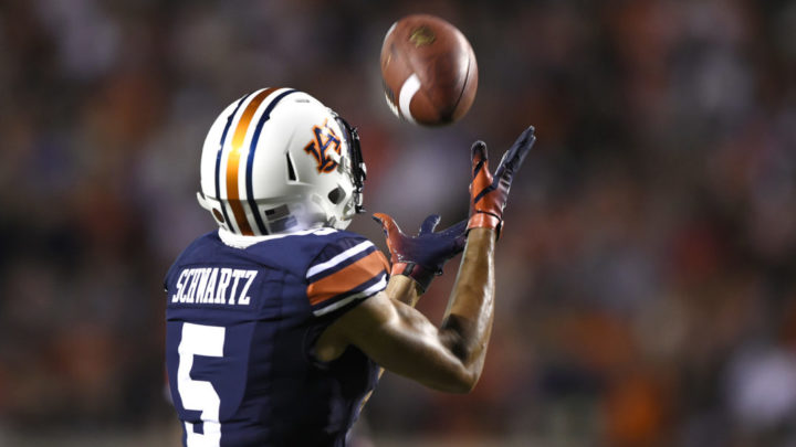 Auburn Desecrates Alabama St; Turns Attention to LSU