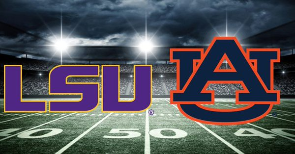 The Odd History of Auburn vs LSU