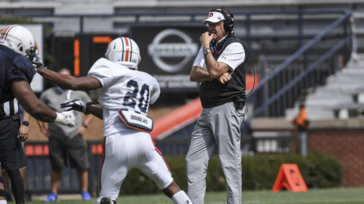 2019 Auburn Football Schedule Released